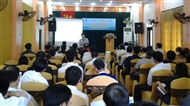 The conference on instruction of labeling for energy-use equipments and facilities
